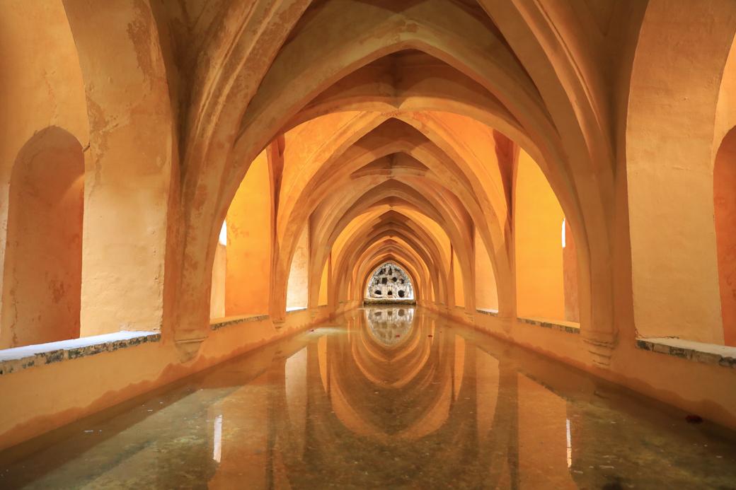 Alcázar van Sevilla